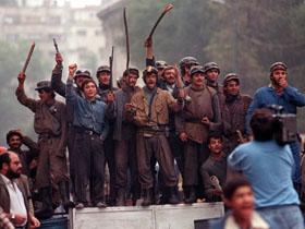 AVM vrea să ştie rolul jucat de Oprescu în perioada mineriadelor (Imagine: Mediafax Foto)