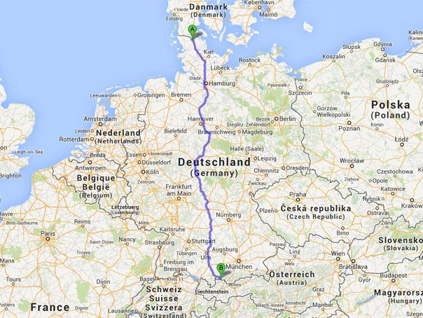 Cea Mai Lungă Autostradă Din Europa Cum Arată Soseaua Care Leagă