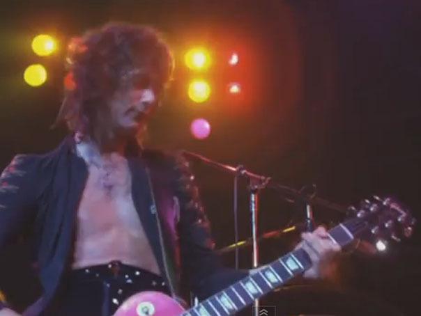 Cele mai bune solo-uri de chitara din toate timpurile: Led Zeppelin, pe primul loc �n top, cu