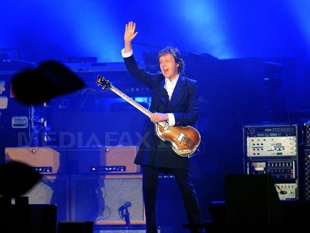 Paul McCartney se angajeaza la r�ndul sau contra independentei Scotiei