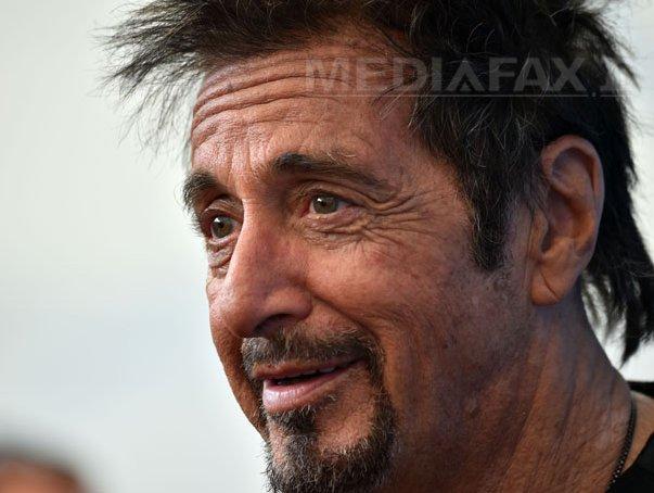Actorul american Al Pacino, premiat pentru �ntreaga activitate de British Film Institute