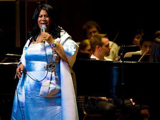 Aretha Franklin lansează un album de coveruri pe 21 octombrie