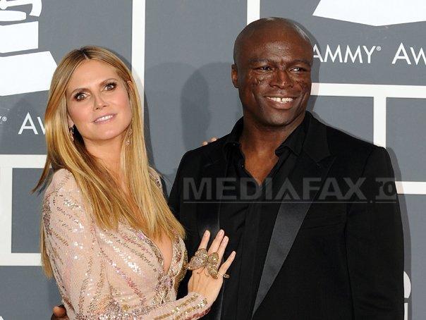 Divortul dintre Seal si Heidi Klum a fost finalizat