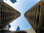 Imaginea articolului Acrobatul Nik Wallenda, legat la ochi şi fără cabluri, va merge pe sârmă deasupra oraşului Chicago - FOTO