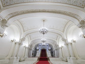 Cum arată Palatul Cotroceni, locul de muncă al preşedintelui - IMAGINI nemaivăzute până acum