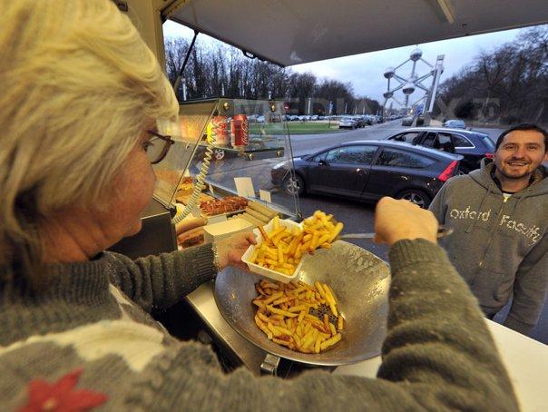 Belgia, unificată �n apărarea cartofilor prăjiţi
