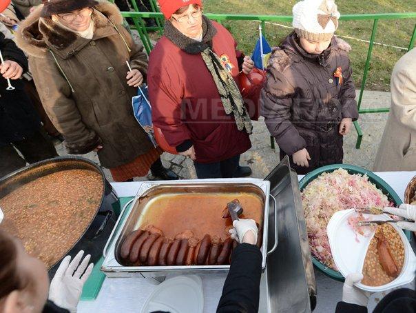 T�rg de produse culinare şi cadouri, �ntre 12 şi 23 decembrie, �n Parcul Unirii din Capitală