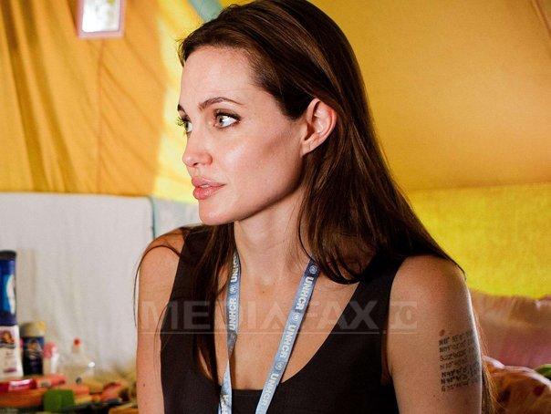 Angelina Jolie: Statele Unite trebuie sa conduca lupta pe plan international �mpotriva torturii