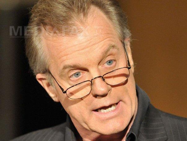 Stephen Collins, protagonistul serialului