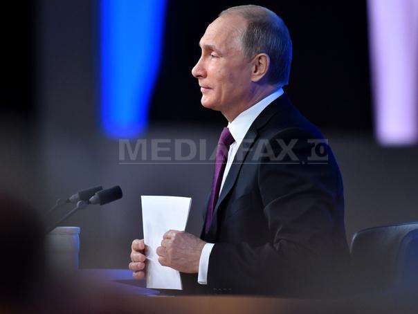 """MĂRTURIA publica a lui Putin: """"Sunt �ndragostit"""". Cine este femeia din viata presedintelui rus"""