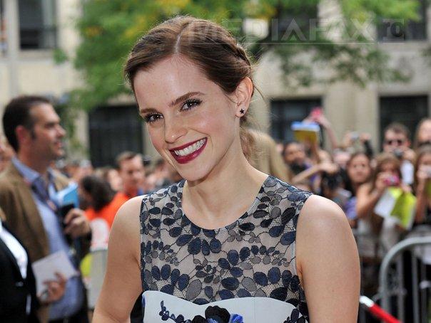 Actriţa Emma Watson a fost desemnată Feminista Anului