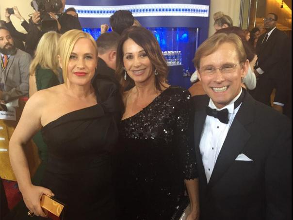 Nadia Comaneci a asistat la gala Globurile de Aur 2015 - FOTO