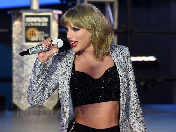 Conturile de Twitter şi Instagram ale cântăreţei Taylor Swift au fost sparte