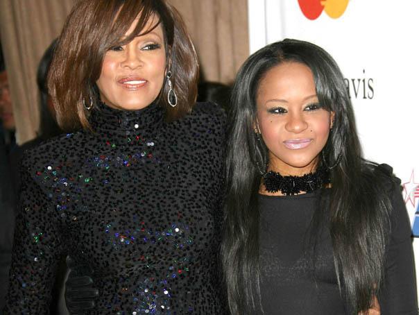 Povestea DRAMATICĂ a vieţii fiicei lui Whitney Houston - FOTO