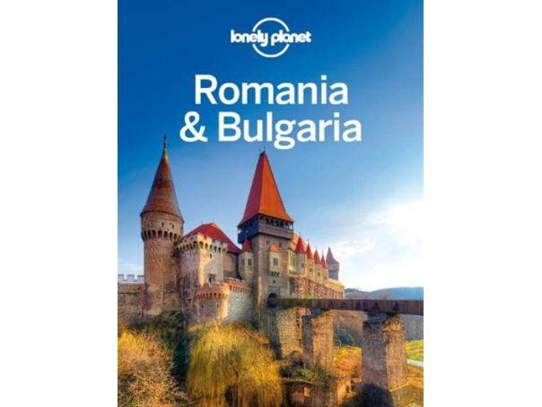 O fotografie cu Castelul Corvinilor, copertă pentru ghidul turistic Lonely Planet