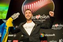 CINE ESTE suedezul care a câştigat finala EUROVISION 2015 - FOTO, VIDEO