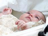 Botezul prinţesei Charlotte, în IMAGINI: Fast regal cu premiere mediatice – GALERIE FOTO