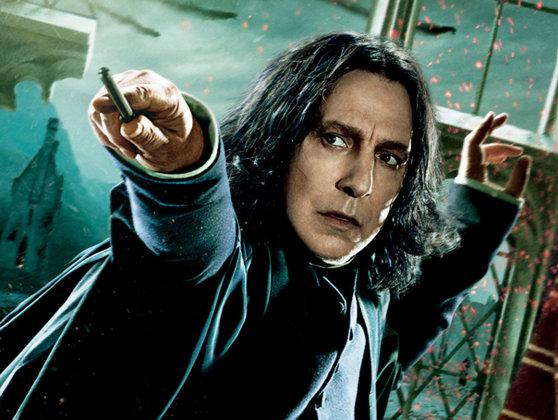 """Imaginea articolului Actorul Alan Rickman, interpretul profesorului Severus Snape din seria """"Harry Potter"""", a murit"""