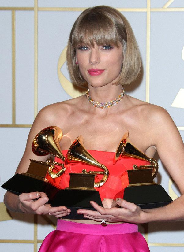 Cine sunt MARII CÂŞTIGĂTORI ai premiilor Grammy 2016 - GALERIE FOTO & VIDEO - Mediafax