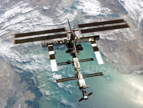 Imaginea articolului Astronauţilor de pe Staţia Spaţială Internaţională le este dor de oamenii şi de vremea de pe Pământ
