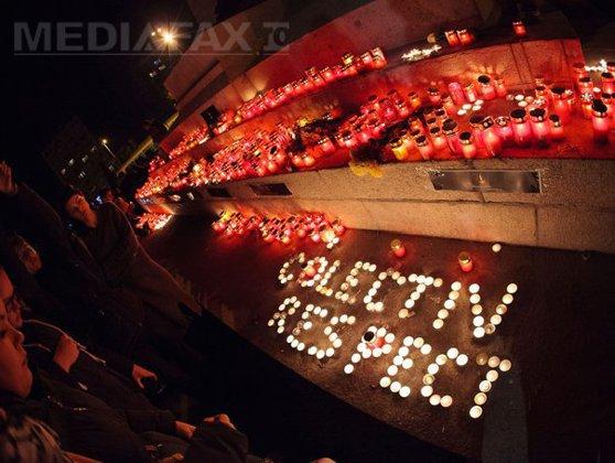 Imaginea articolului #COLECTIV: Mobilizare pe Facebook, la 4 luni de la incendiu. Oamenii, chemaţi la locul tragediei