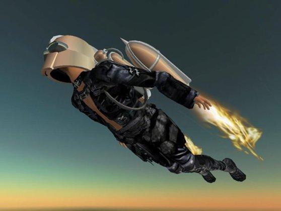 Imaginea articolului A apărut Jetpack-ul adevărat. Zboară cu viteze incredibile şi e mai sigur decât alte invenţii - VIDEO