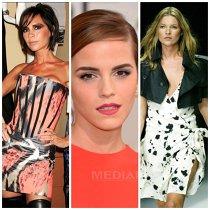 Victoria Beckham, Emma Watson şi Kate Moss GEST INCREDIBIL pentru REFUGIAŢI