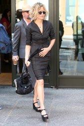 ULUITOR! Meg Ryan arată la 54 de ani mai bine ca în tinereţe - FOTO