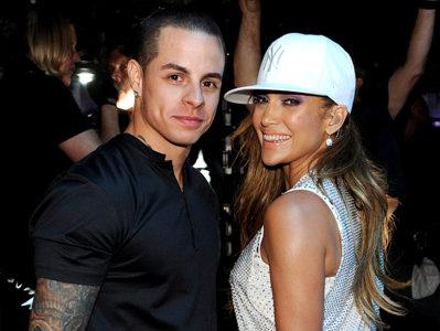 Jennifer Lopez s-a despărţit din nou de Casper Smart