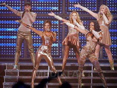 Emma Bunton susţine că Victoria Beckam încurajează reînfiinţarea trupei Spice Girls - VIDEO
