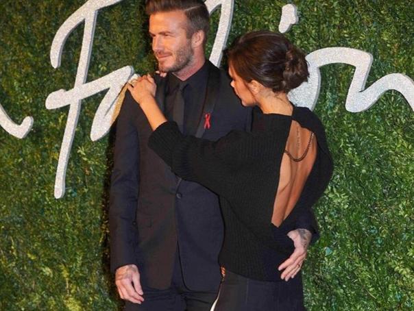 Victoria Beckham despre cum l-a cunoscut de David Beckham: `Dragoste la prima vedere`