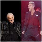 RĂZBOIUL STELELOR! Conflictul care NU pare să ia sfârşit! Ce au de împărţit Robbie Williams şi Jimmy Page, de la Led Zeppelin!