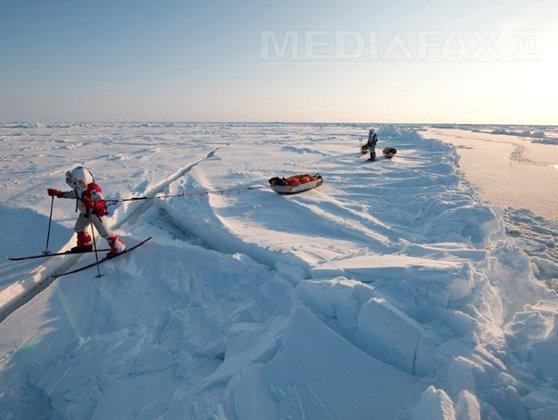 Imaginea articolului Bază SECRETĂ nazistă, descoperită de cercetători ruşi în zona arctică. Ce căuta Hitler în apropiere de Polul Nord - FOTO, VIDEO