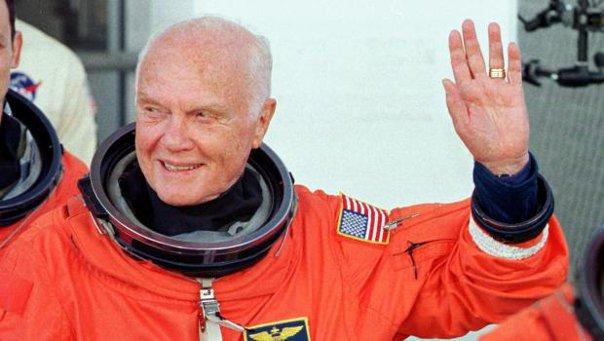 Imaginea articolului A murit John Glenn, primul astronaut american care a orbitat în jurul Pământului - VIDEO
