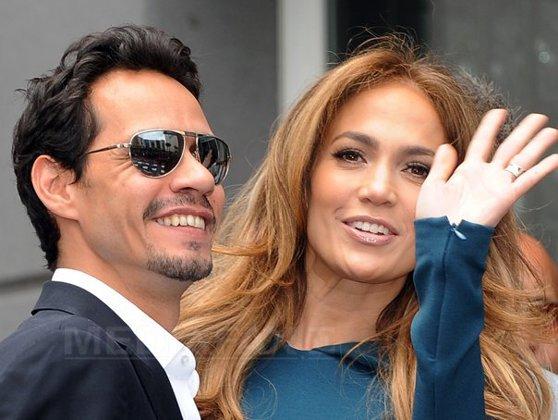 Imaginea articolului Marc Anthony divorţează de soţia sa, după ce artistul a sărutat-o pe Jennifer Lopez pe scenă