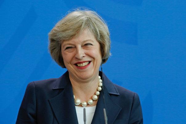 Imaginea articolului Theresa May, prim-ministrul Marii Britanii, va apărea într-un pictorial în revista Vogue