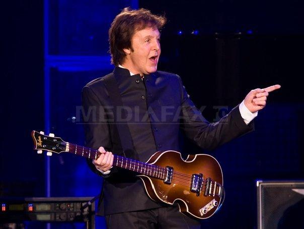 Imaginea articolului Paul McCartney dă în judecată Sony/ ATV: Revendică drepturi de autor pentru piese The Beatles