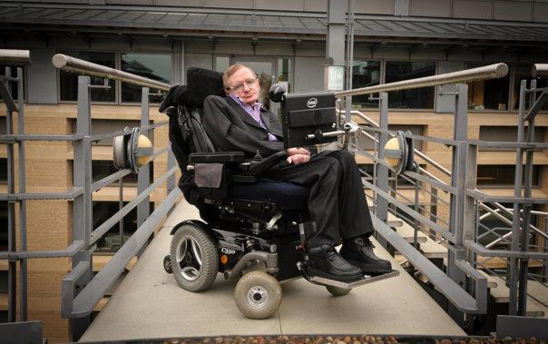 Imaginea articolului VIDEO Stephen Hawking va ajunge în SPAŢIU. Cum va deveni realitate VISUL astrofizicianului