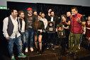 """Imaginea articolului GALERIE FOTO Damian & Brothers, premiaţi pentru vânzările albumului """"Gypsy Rock (Change Or Die)"""""""