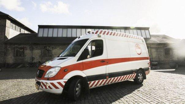 """Imaginea articolului FOTO """"Sexelance"""", ambulanţa-bordel. Ideea atipică a unui antreprenor danez care oferă condiţii sigure lucrătorilor sexuali"""