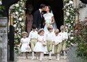 Imaginea articolului FOTO NUNTA ANULUI în Marea Britanie: Pippa Middleton, sora Ducesei de Cambridge, s-a căsătorit cu milionarul James Matthews într-o ceremonie aproape regală