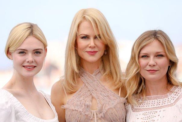 Imaginea articolului Nicole Kidman, Kirsten Dunst şi Elle Fanning au strălucit pe Croazetă la premiera The Beguiled