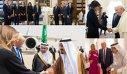 Imaginea articolului FOTO Vizitele lui Donald Trump, marcate de şi mai multe CONTROVERSE. Purtarea unei eşarfe pe cap, necesară, dar nu obligatorie, pentru Ivanka şi Melania Trump