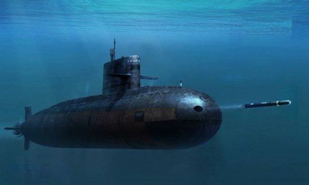 Imaginea articolului Acesta este singurul caz din istorie în care un submarin a distrus un alt submarin în timp ce ambele se aflau sub apă