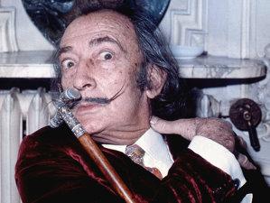 Descoperire uimitoare. Mustaţa lui Salvador Dali a rămas intactă, la…