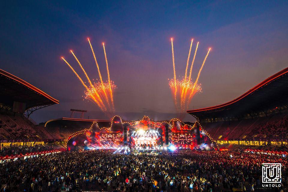 Untold: Peste 1.700 de persoane au primit asistenţă medicală în cele 4 zile de Festival, iar peste 1.200 de jandarmi, poliţişti, pompieri şi piloţi au fost mobilizaţi pe perioada concertelor