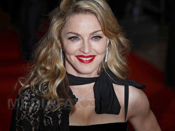 Madonna şi-a serbat ziua de naştere într-un mod extravagant