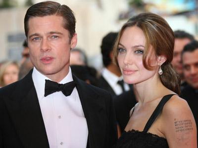 Imaginea articolului Brad Pitt şi Angelina Jolie, condamnaţi să plătească o jumătate de milion de euro unei artiste franceze