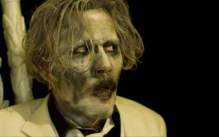 S-a dat de partea SATANEI. Johnny Depp este de nerecunoscut în cel mai nou şi MACABRU videoclip al lui Marilyn Manson |  VIDEO