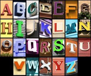 Cele trei litere din limba română pe care le folosim cel mai puţin. Au apărut în alfabet abia în 1982